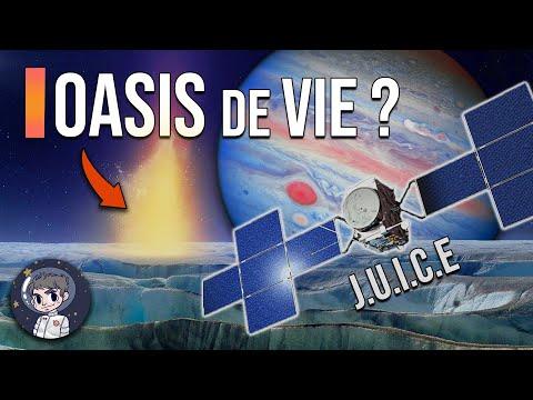 JUICE: A la recherche de vie EXTRATERRESTRE ! - Le Saviez Vous #13 - Le Journal de l'Espace