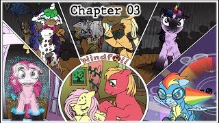 Pony Tales [MLP Fanfic] 'Windfall: Ch 3 of 4' by Warren Hutch (romance) - MONTH OF LURVE