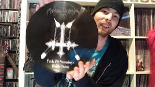Metal Picture Disc Vinyl Record Collection Part 1