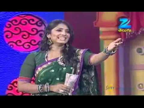 Luckku Kickku - Indian Telugu Story - Dec. 28 '11 - Zee Telugu Tv Serial - Part - 1