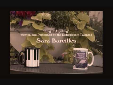Sara Bareilles: KING OF ANYTHING - Fan Music Video