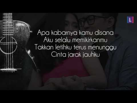 Dygta feat. Ingga - Cinta Jarak Jauh (Lyric Video) - YouTube