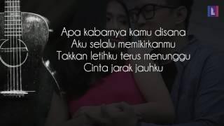Dygta feat. Ingga - Cinta Jarak Jauh (Lyric Video)
