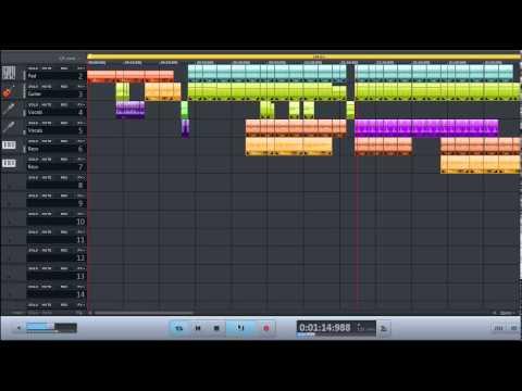Base Musicale #Rock/Blues - Magix Music Maker -