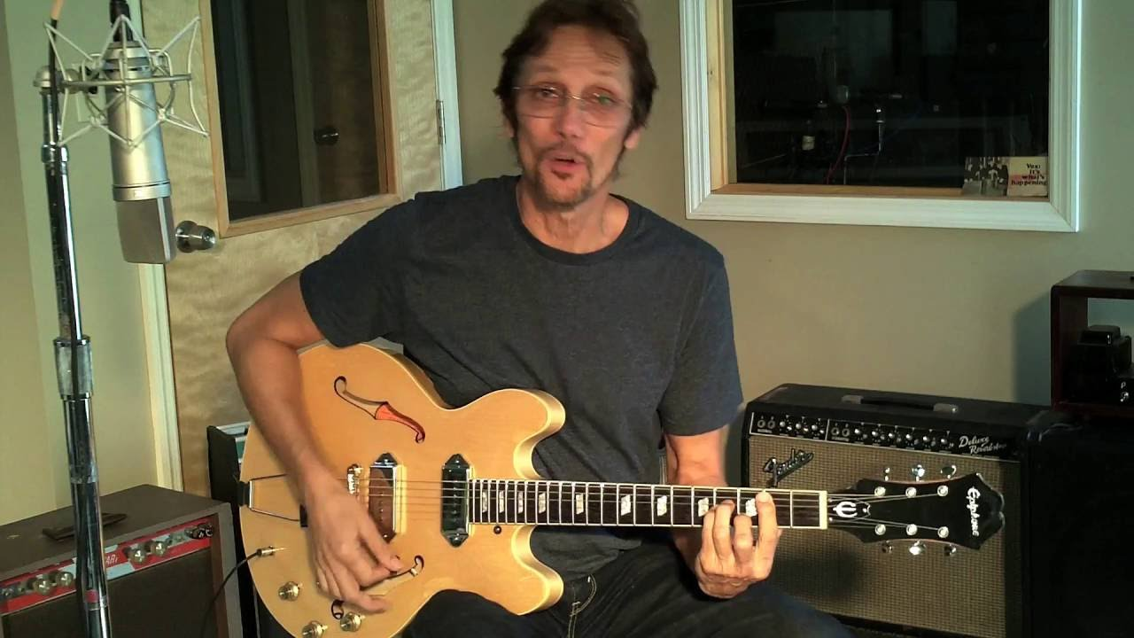 The Genius Of John Lennon Guitar By Mike Pachelli Youtube