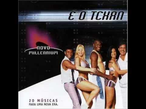 É O TCHAN NOVO MILLENNIUM   CD Completo  Coletânea