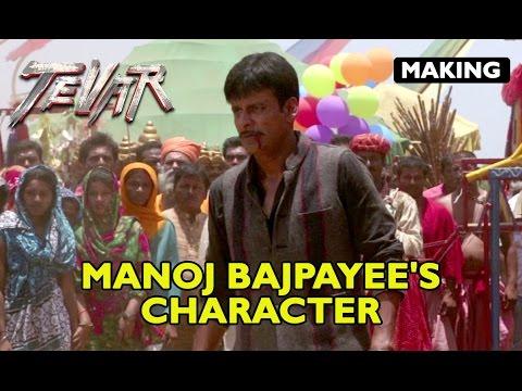 Making of Tevar | Manoj Bajpayee's Character | Sonakshi Sinha & Arjun Kapoor
