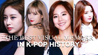 ☆ The Best Girl Group Visual Member in K-Pop History - Stafaband
