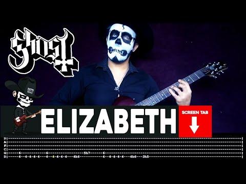 Ghost - Elizabeth (Guitar Cover by Masuka W/Tab)