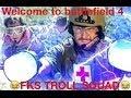EPIC FUNNY BF4 DEFIBRILLATOR KILLS!!