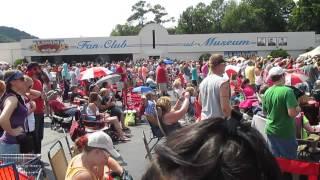 Alabama - Fort Payne, AL June 15, 2014 (short clip)