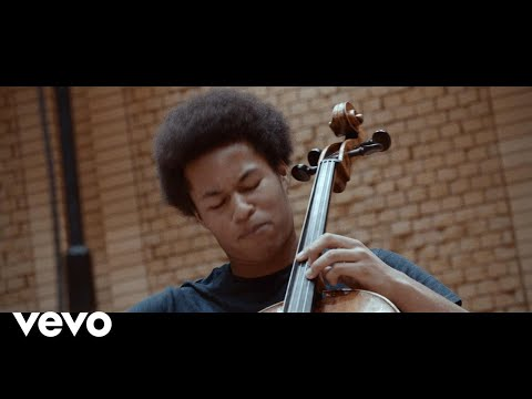 Sheku Kanneh-Mason - No Woman No Cry (Recording Session)