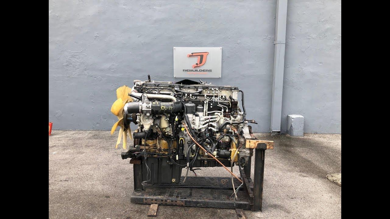 2012 Detroit DD15 Diesel Engine For Sale, S/N 472903S0143204