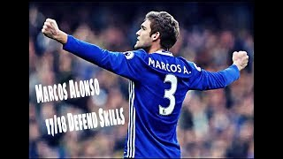 Marcos  Alonso  Despacito  Defend skills