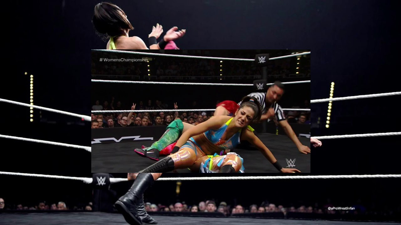 Asuka vs Bayley - NXT TakeOver Dallas | MV