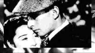 霧島昇&ミス・コロムビア - 旅の夜風