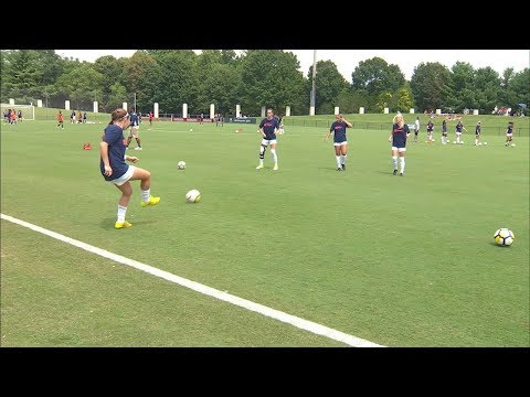 WOMEN'S SOCCER - Liberty Highlights