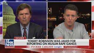 Tommy Robinson Interview - Talks about Everything