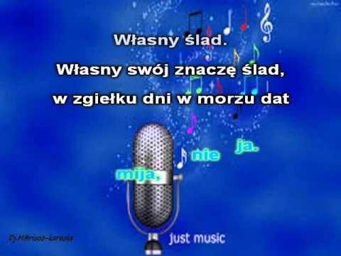 Karaoke A. Rybiński - Nie liczę godzin i lat