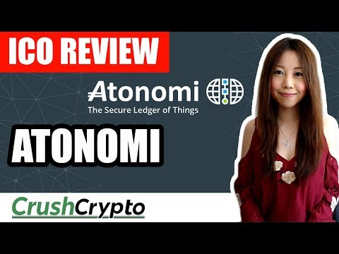 ICO Review: Atonomi (ATMI) - Security Protocol for The Internet of Things