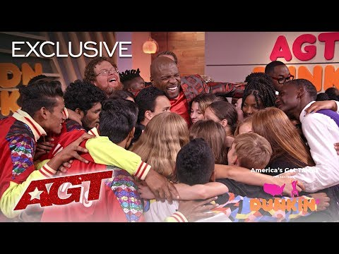 Dunkin' Lounge: Finals - America's Got Talent 2019