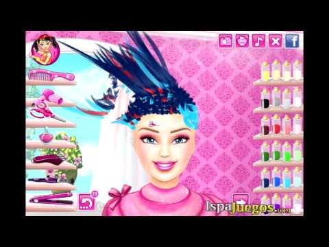 juego barbie maquillaje: