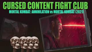 Cursed Content Fight Club #4: Mortal Kombat (2021)