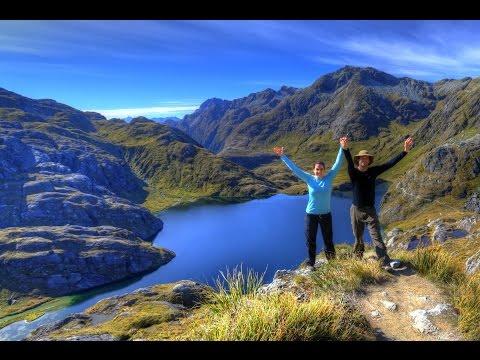 The Best of New Zealand's Great Walks