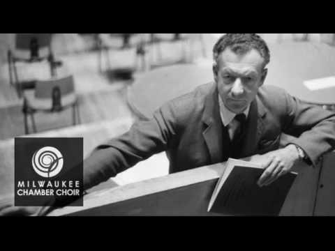 Britten: Sacred & Profane – 1. St. Godric's Hymn