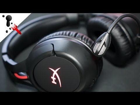 Hyperx Cloud Flight Headset Review With Sound Tests