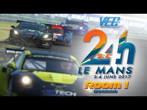 VEC - S9 - 24 hours of Le Mans - part 1