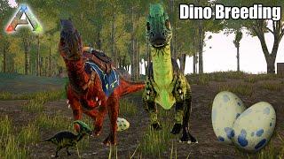 ARK: Survival Evolved - Parasaur Breeding