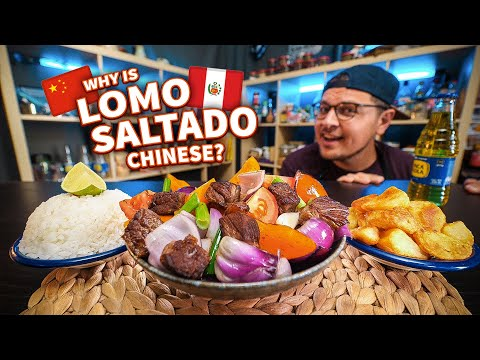 Why Is Peru's National Dish Chinese?