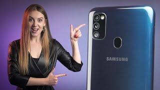 Samsung M30s - работает неделю