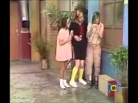 Chaves - Casa da Bruxa do 71 - Episódio Completo