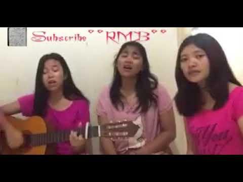 Trio Pink Girls Batak °°Burju maho Amang°° Batak populer