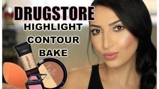 DRUGSTORE: Subtle Highlight | Contour | Bake | 2016 thumbnail