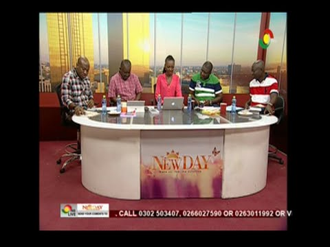 NewDay Saturday Edition Newspaper Review [Full] - 3/9/2016