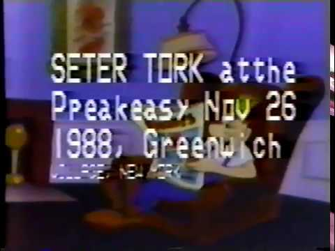 Peter Tork Live at the Speakeasy in Greenwich Village  Part 1