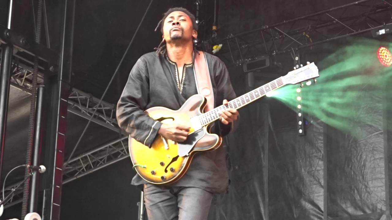 Hervé SAMB QUARTET Live @ Festival Jazz In JUIGNE 2016