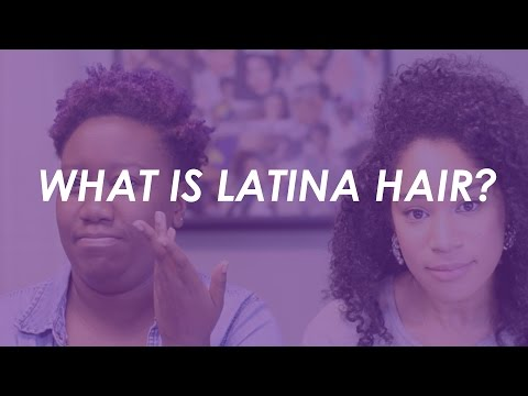 What Are Latina Hair Products? | The Twist
