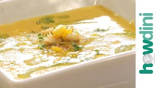 How To Make Sweet Corn Soup With Crab
