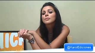 Isabella Castillo  Twitcam - Martes 23/04/13 (Completo)