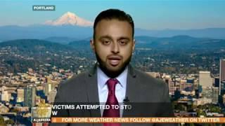 AlJazeera: Ahmadiyya Muslim Harris Zafar on Portland Stabbing