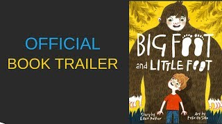 big Foot and Little Foot Booktalk