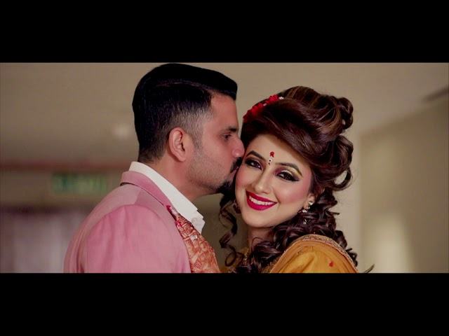 Saurabh & Nistha || Indian Wedding Teaser Video || Rang Dey.. || The Wedding Focus
