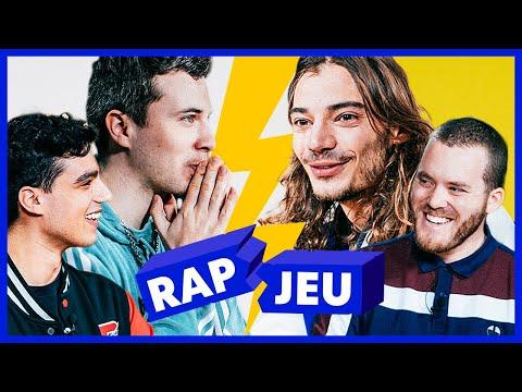 Youtube: Columbine: Lujipeka vs Foda C – Rap Jeu #3 avec Seezy & Martin Vachiery