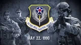 Air Force Special Tactics History
