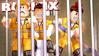 Roblox Adventures - SUB, CORL & SKETCH ARE STUCK IN ROBLOX PRISON! (New Prison Escape Obby)