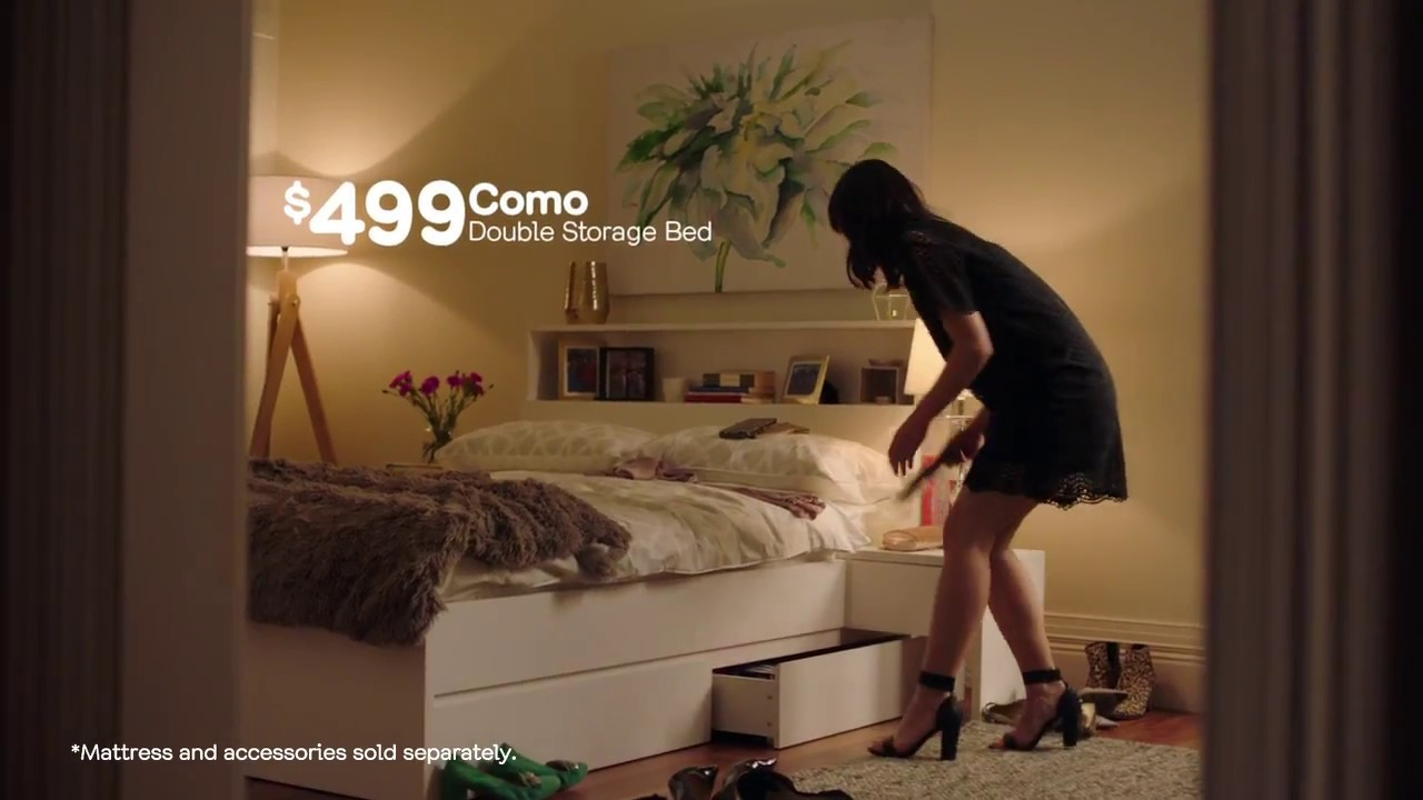 Fantastic Furniture TV Commercial   Kelly Bunk Bed | Zoe Dining Set | Como  Storage Bed